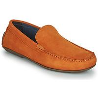Παπούτσια Άνδρας Μοκασσίνια André BIOUTY Orange