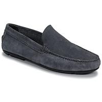 Παπούτσια Άνδρας Μοκασσίνια André BIOUTY Μπλέ