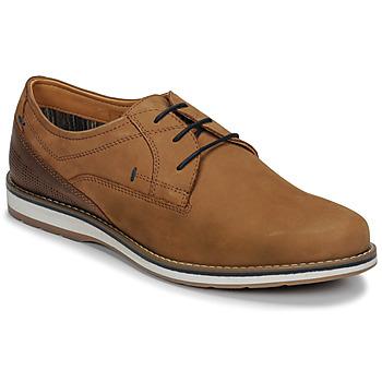 Παπούτσια Άνδρας Derby André LINOS Cognac