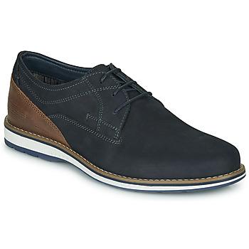 Παπούτσια Άνδρας Derby André LINOS Marine