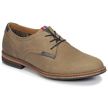 Παπούτσια Άνδρας Derby André TITO Taupe