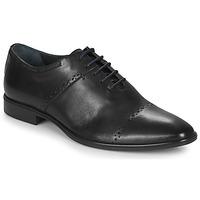 Παπούτσια Άνδρας Richelieu André CUTTY Black
