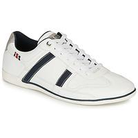 Παπούτσια Άνδρας Χαμηλά Sneakers André UPGRADE Άσπρο
