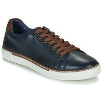 Παπούτσια Άνδρας Χαμηλά Sneakers André SHANN Marine