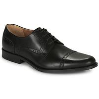 Παπούτσια Άνδρας Derby André LORDMAN Black
