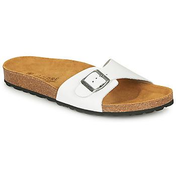 Παπούτσια Άνδρας Σανδάλια / Πέδιλα André NUSPRINT Άσπρο