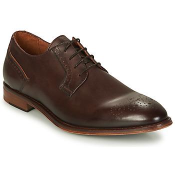 Παπούτσια Άνδρας Derby André CLASSIQUE Brown
