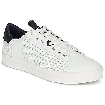 Παπούτσια Άνδρας Χαμηλά Sneakers André BRITPERF Άσπρο
