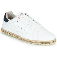 Παπούτσια Άνδρας Εσπαντρίγια André STANISH Άσπρο