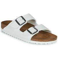 Παπούτσια Γυναίκα Τσόκαρα Birkenstock ARIZONA Άσπρο