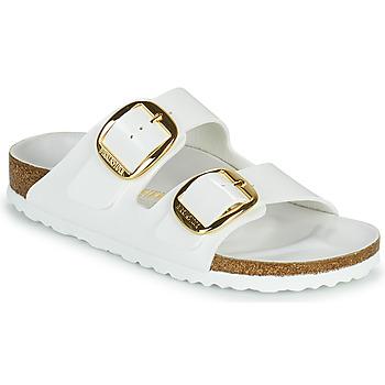 Παπούτσια Γυναίκα Τσόκαρα Birkenstock ARIZONA BIG BUCKLE Άσπρο / Gold