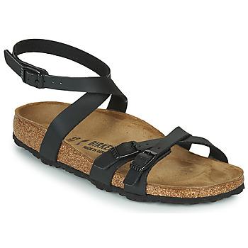 Παπούτσια Γυναίκα Σανδάλια / Πέδιλα Birkenstock BLANCA Black