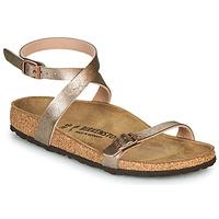 Παπούτσια Γυναίκα Σανδάλια / Πέδιλα Birkenstock DALOA Bronze