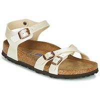 Παπούτσια Γυναίκα Σανδάλια / Πέδιλα Birkenstock KUMBA SFB Beige