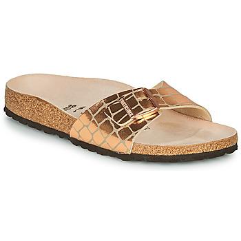 Παπούτσια Γυναίκα Τσόκαρα Birkenstock MADRID Χρυσο