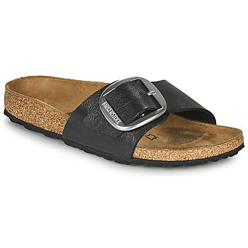 Παπούτσια Γυναίκα Τσόκαρα Birkenstock MADRID BIG BUCKLE Grey / Fonce