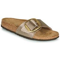 Παπούτσια Γυναίκα Τσόκαρα Birkenstock MADRID BIG BUCKLE  graceful / Taupe