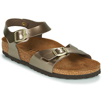 Παπούτσια Γυναίκα Σανδάλια / Πέδιλα Birkenstock RIO Bronze