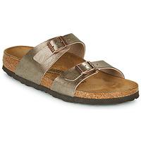 Παπούτσια Γυναίκα Τσόκαρα Birkenstock SYDNEY Bronze