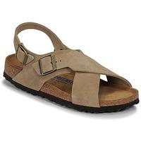 Παπούτσια Γυναίκα Σανδάλια / Πέδιλα Birkenstock TULUM SFB LEATHER Taupe