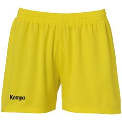Υφασμάτινα Γυναίκα Σόρτς / Βερμούδες Kempa Short femme  Classic jaune citron