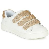 Παπούτσια Κορίτσι Χαμηλά Sneakers André TRACIE Άσπρο