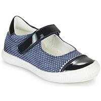 Παπούτσια Κορίτσι Μπαλαρίνες André ISALIE Marine