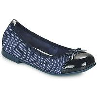 Παπούτσια Κορίτσι Μπαλαρίνες André PIA Marine