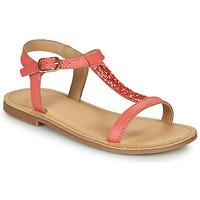 Παπούτσια Κορίτσι Σανδάλια / Πέδιλα André ASTRID Ροζ