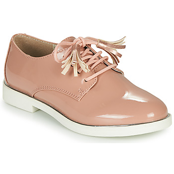 Παπούτσια Κορίτσι Derby André ROSINE Ροζ