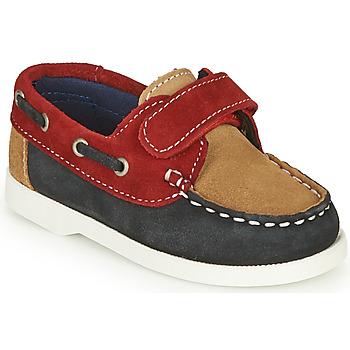 Παπούτσια Αγόρι Derby André MALOT Μπλέ