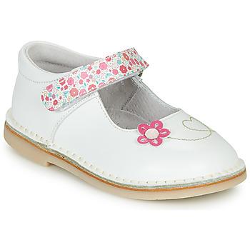 Παπούτσια Κορίτσι Μπαλαρίνες André ISABELLA Άσπρο