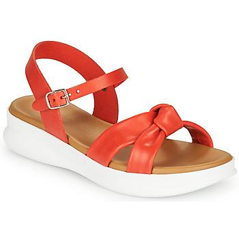 Παπούτσια Κορίτσι Σανδάλια / Πέδιλα André NORA Red