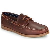 Παπούτσια Άνδρας Boat shoes André NAUTING Brown