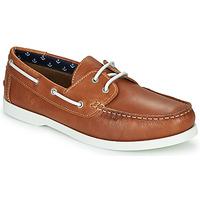 Παπούτσια Άνδρας Boat shoes André NAUTING Camel