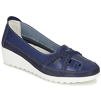 Παπούτσια Γυναίκα Μπαλαρίνες Damart MILANI Marine