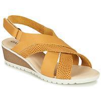 Παπούτσια Γυναίκα Σανδάλια / Πέδιλα Damart MAYLO Yellow