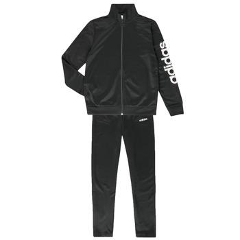 Υφασμάτινα Αγόρι Σετ από φόρμες adidas Performance GOMEZ Black