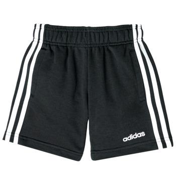 Υφασμάτινα Αγόρι Σόρτς / Βερμούδες adidas Performance NATALIE Black