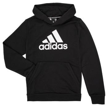 Υφασμάτινα Αγόρι Φούτερ adidas Performance MANEZ Black