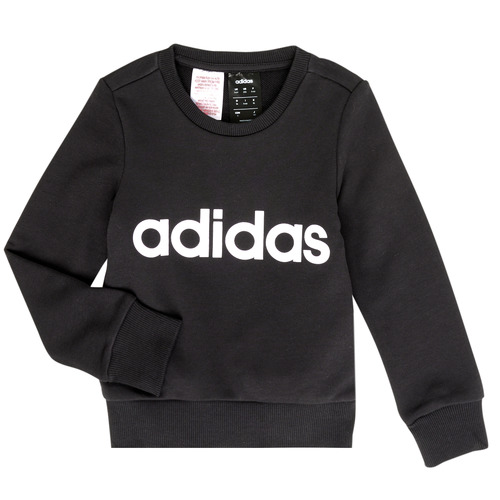 Υφασμάτινα Κορίτσι Φούτερ adidas Performance MED Black