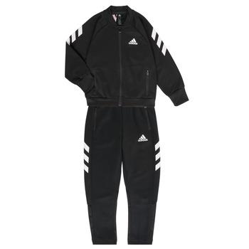 Υφασμάτινα Αγόρι Σετ από φόρμες adidas Performance MARKEL Black