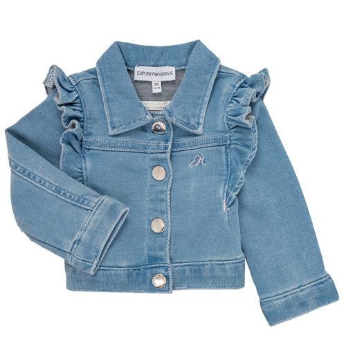 Υφασμάτινα Κορίτσι Σακάκι / Blazers Emporio Armani Aldric Μπλέ