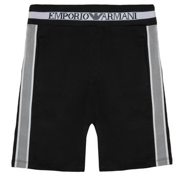 Υφασμάτινα Αγόρι Σόρτς / Βερμούδες Emporio Armani Aubert Black