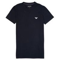 Υφασμάτινα Αγόρι T-shirt με κοντά μανίκια Emporio Armani Benoit Marine