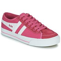 Παπούτσια Γυναίκα Χαμηλά Sneakers Gola QUOTA II Ροζ / Άσπρο