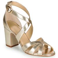 Παπούτσια Γυναίκα Σανδάλια / Πέδιλα André VIGNE Gold