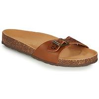Παπούτσια Γυναίκα Σανδάλια / Πέδιλα André BRIONI Camel