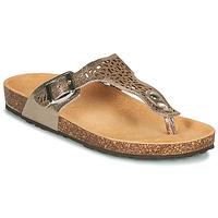Παπούτσια Γυναίκα Σανδάλια / Πέδιλα André RILA Gold