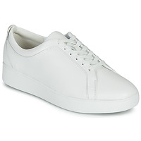 Παπούτσια Γυναίκα Χαμηλά Sneakers FitFlop RALLY SNEAKERS Άσπρο